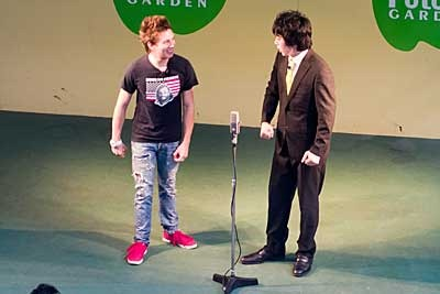 フルルガーデン八千代:第6回フルルお笑い勝ち抜きバトル!:タイムボム