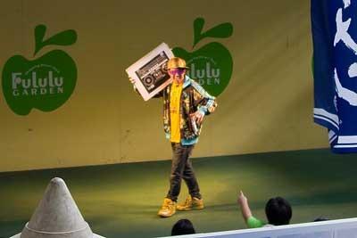 フルルガーデン八千代:第6回フルルお笑い勝ち抜きバトル!:シオマリアッチ