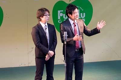 フルルガーデン八千代:第6回フルルお笑い勝ち抜きバトル!:ガリベンズ