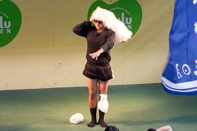 フルルガーデン八千代:第6回フルルお笑い勝ち抜きバトル!:ロマンの赤松