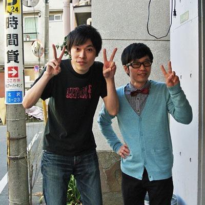 グアムズ 左:清水シュンさん 右:ピヨシさん