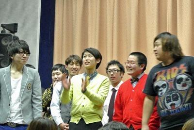 エンディング 結果発表!優勝 愛ちゃん 二位 ホタテーズ