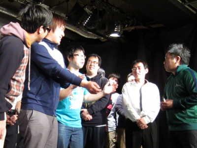 お笑いライブ「クリームパンチ!VOL.57」エンディング