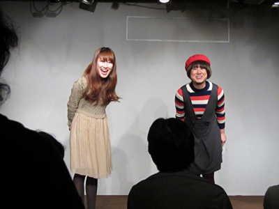 MC: 橋爪ヨウコ、マナティ