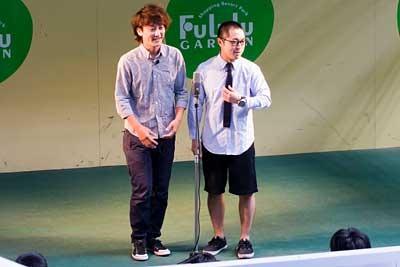 フルルガーデン八千代:第6回フルルお笑い勝ち抜きバトル!:横浜ヘテロ