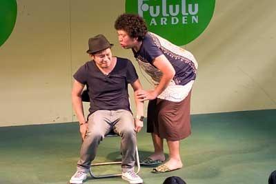 フルルガーデン八千代:第6回フルルお笑い勝ち抜きバトル!:ジャングルボーボー
