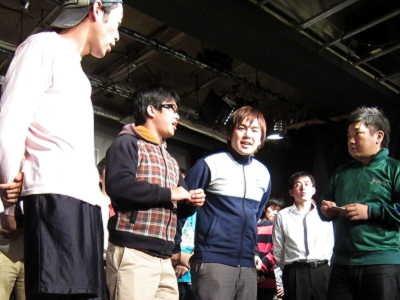 お笑いライブ「クリームパンチ!VOL.57」優勝はグリーントラベル